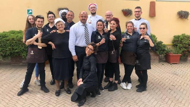 Staff Albergo Ciocca