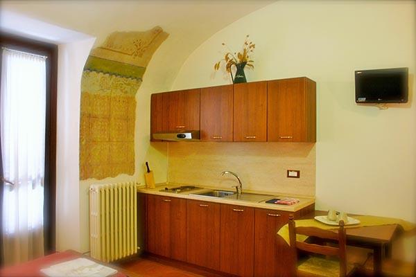 Appartamento Residence Ciocca