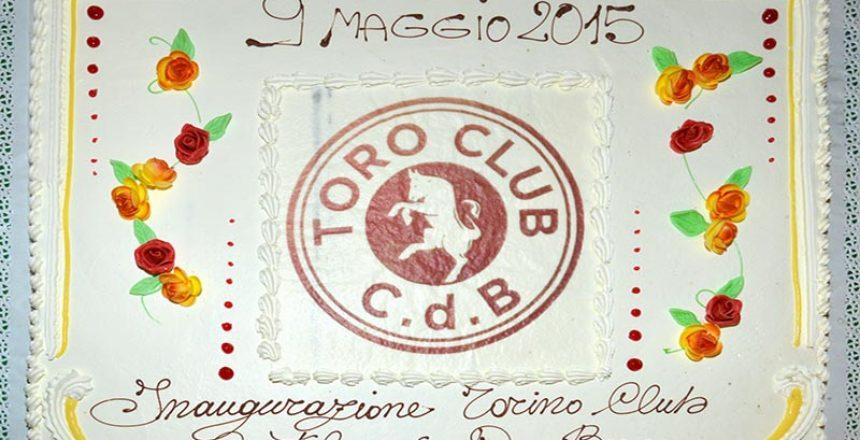 inaugurazione Toro Club